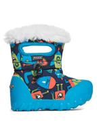 Bogs B-Moc Monsters Boots - Youth - Dark Blue Multi