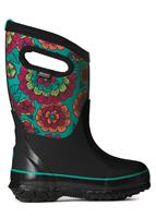 Bogs Classic Pansies Boots - Youth