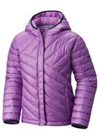 Columbia Powder Lite Puffer - Girl's - Crown Jewel