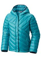 Columbia Powder Lite Puffer - Girl's - Pacific Rim