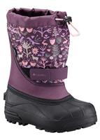 Columbia Powderbug Plus II Print Boot Youth