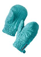 Patagonia Baby Puff Mitts - Youth - Strait Blue