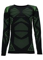 Spyder Racer LS Baselayer Top Boys