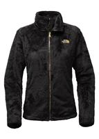 TNF Black / TNF Black The North Face Osito 2 Jacket Womens