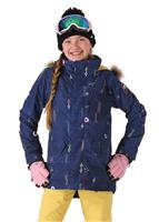 Burton Girl's Aubrey Snow Jacket - Camp Craft