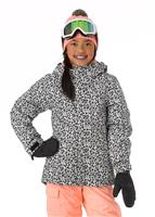 Columbia Whirlibird II 3-in-1 Jacket - Girl's - Black Floral