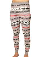 Hot Chillys Sweater Knit Legging - Women's