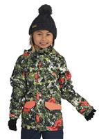 Nikita Hawthorne Jacket - Girl's - Camo Pop
