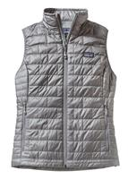 Feather Grey Patagonia Nano Puff Vest Womens