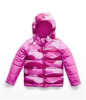 The North Face Toddler Reversible Perrito Jacket - Girl's