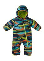 Burton Toddler Infant Buddy Bunting Suit - Youth - Summit Stripe