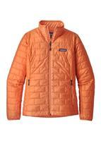 Peach Sherbet Patagonia Nano Puff Jacket Womens