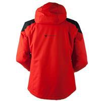 Red Obermeyer Foundation Jacket Mens