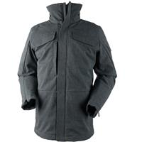 Charcoal Obermeyer Sequence System Jacket Mens