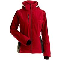 Nils Ester Jacket - Women's - Ruby / White / Black