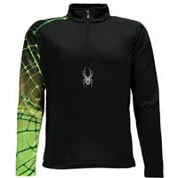 Spyder Linear Web Dry Web T Neck Boys