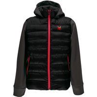 Black / Polar / Red Spyder Mt. Elbert Synthetic Down Jacket Boys