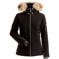 Nils Isabella Real Fur Jacket Womens