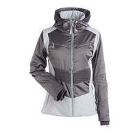 Pewter / Silver Nils Penny Jacket Womens
