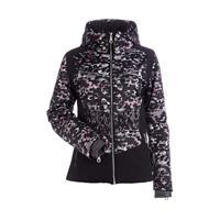 Winter Garden Print / Black Nils Penny Jacket Womens