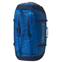 Peak Blue / Vintage Navy Marmot Long Hauler Duffle Bag XLarge