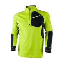 Obermeyer Flight Sport 75wt Zip Top Mens