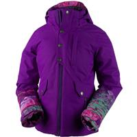 Violet Vibe Obermeyer Kenzie Jacket Girls