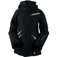 Black Obermeyer June Jacket Girls