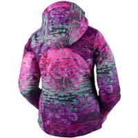 Digi Floral Obermeyer Tabor Jacket Printed Girls