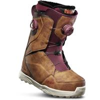 ThirtyTwo Lashed Double BOA Snowboard Boots - Women's - Brown