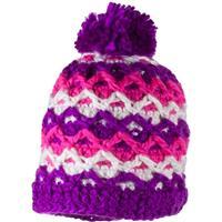 Violet Vibe (16072) Obermeyer Averee Knit Hat Girls