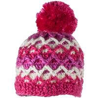Smitten Pink (17052) Obermeyer Averee Knit Hat Girls