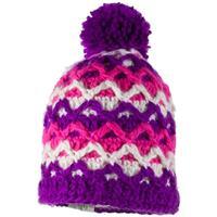 Violet Vibe Obermeyer Averee Knit Hat Girls