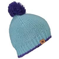 Obermeyer Chicago Knit Pom Beanie - Girl's - Sea Level (19062)