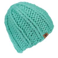 Obermeyer Boston Cable Knit Beanie - Girl's - Out To Sea (19085)