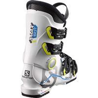 White Salomon X Max 60T Ski Boots Youth