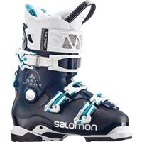 Petrol Blue Salomon QST Access 80 Ski Boots Womens