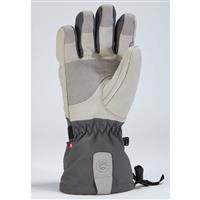 Gordini Cache Gauntlet Glove - Women's - Light Grey / Gunmetal
