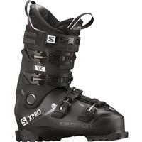 Black Salomon X Pro 100 Ski Boot Mens