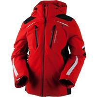 Red Obermeyer Ryker Jacket Boys