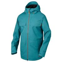 Aurora Blue Oakley Thunder Gore Tex Biozone Shell Jacket Mens