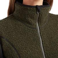 Kuhl Kozet FZ Fleece - Women's - Olive