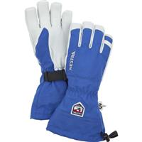 Hestra Army Leather Heli Glove - Royal Blue