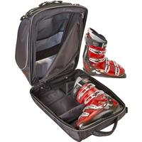 Athalon ONBOARD Convertible Boot Bag - Black / Silver