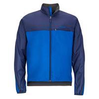True Blue / Arctic Navy Marmot DriClime Windshirt Mens