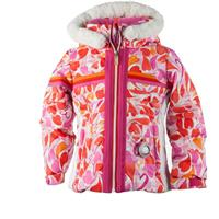 Obermeyer Snowdrop Jacket with Fur Girls