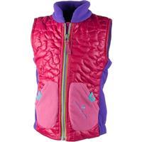 Glamour Pink Obermeyer Snuggle Vest Girls