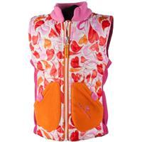 Heart Gingham Obermeyer Snuggle Vest Girls