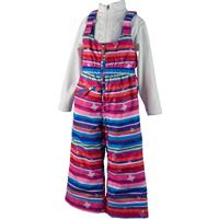 Scribble Stripe Obermeyer Snoverall Pant Print Girls