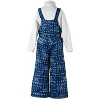 Everyday Blues (17159) Obermeyer Toddler Snoverall Print Pant Girls